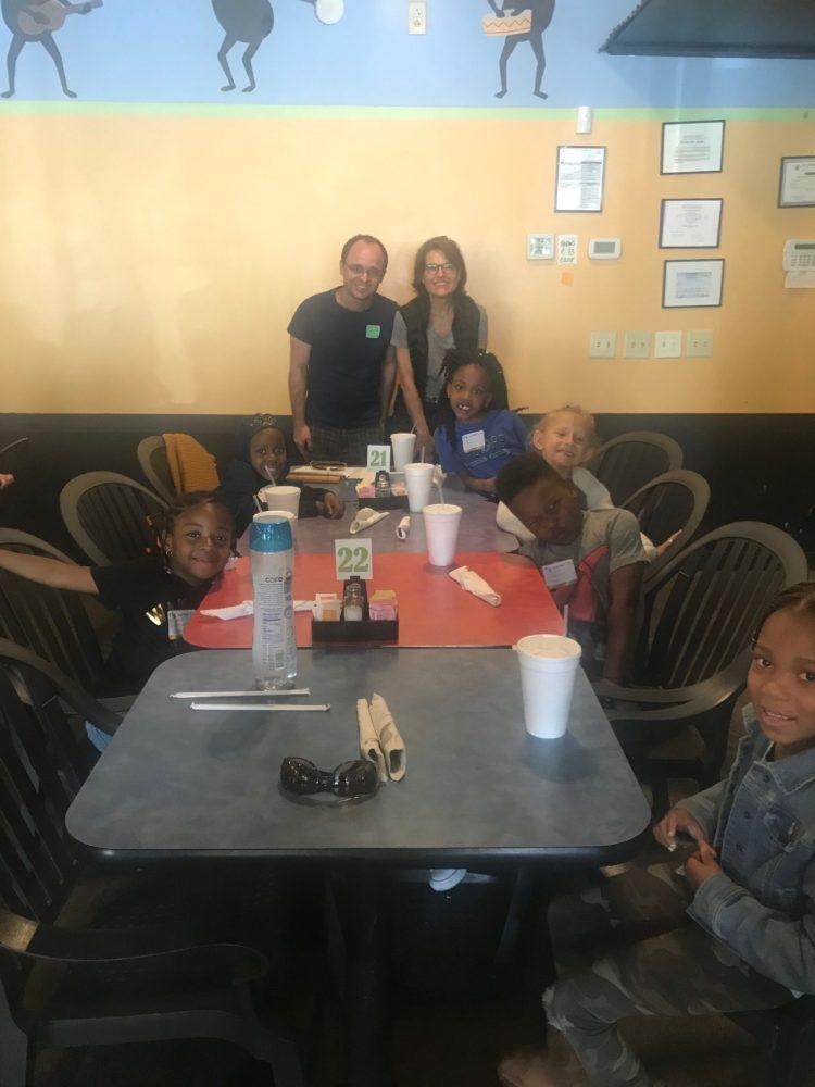 Calypso Cafe Partners With Explore Community School
