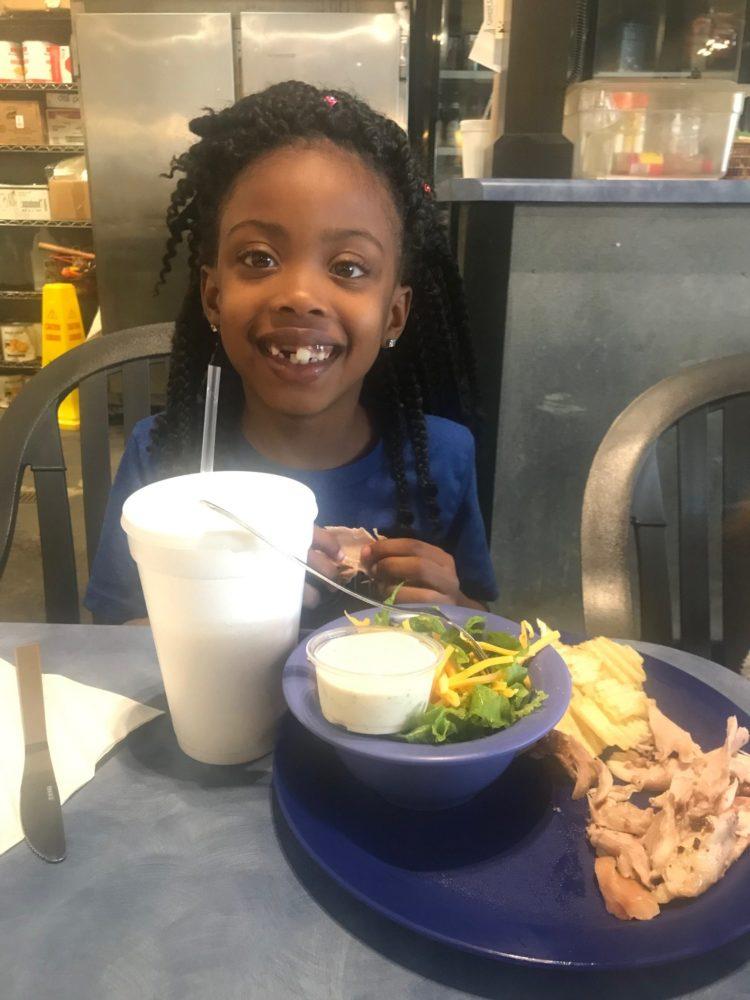 Explore Community School Project Calypso Cafe