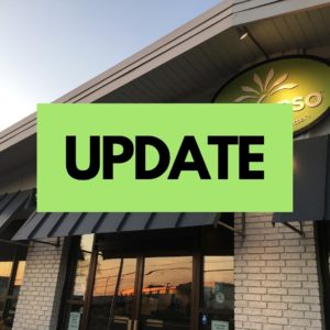 Calypso Cafe - Reopening Update